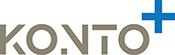 Konto+ logotip